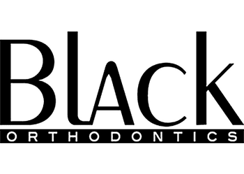 Black Orthodontics Logo