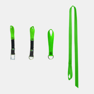 The Green Chili Tie Down Kit
