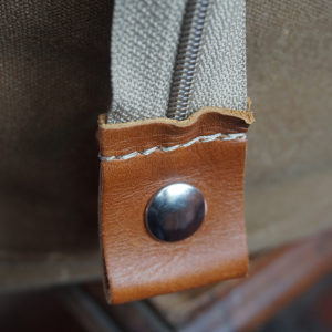 The Waxed Canvas Top Box Liner