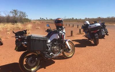 Acmemoto2 Panniers tested in Australia