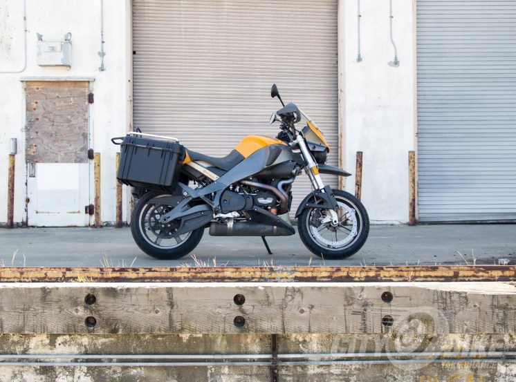 Goodbye, Tamale Carts: Acme Moto 2 Top-Loading Panniers