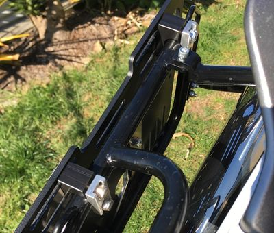Mounted Pannier