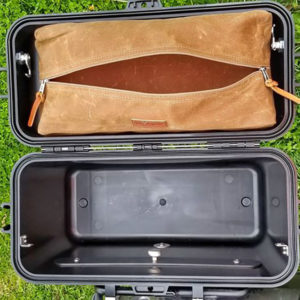 The Waxed Canvas Lid Tool Kit