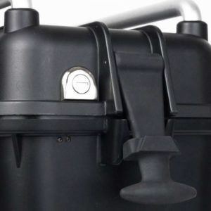 Pannier Lock and Strap