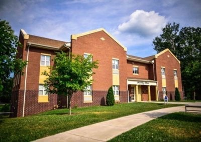 Mars Hill University Laurel Residence Hall