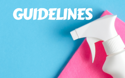 Reopening Guidelines – COVID-19